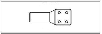 McWade Product - BCC20a - SPC-Stud Palm Adaptors-1
