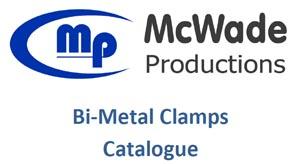 McWade Product - Bi-Metal Clamps Catalogue