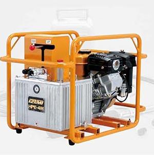 McWade Product - IZ - Hydraulic Pump - hpe-4m