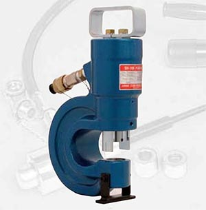 McWade Product - IZ - Hydraulic Punch - sh-70b
