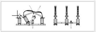 McWade Product - Sw04 - 3-phase Rocking Isolator