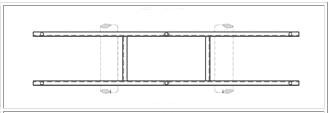 McWade Product - Sw05b - Rocking Isolator H-Pole Vert
