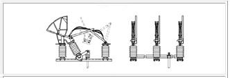 McWade Product - Sw09 - Rocking Isolator Load Break